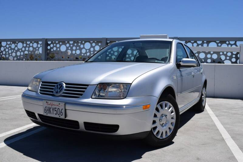 2004 Volkswagen Jetta for sale at Dino Motors in San Jose CA