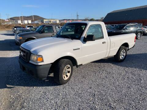 2009 Ford Ranger for sale at Bailey's Auto Sales in Cloverdale VA
