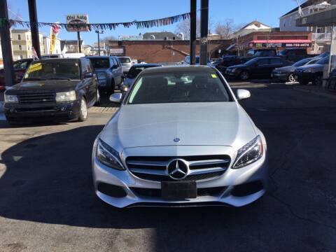 2015 Mercedes-Benz C-Class for sale at Olsi Auto Sales in Worcester MA