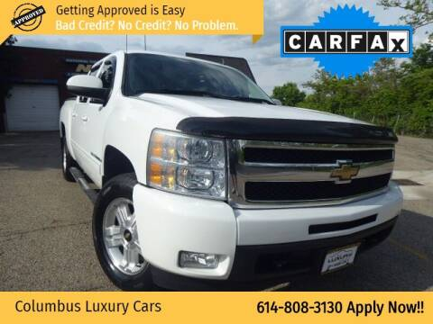 2009 Chevrolet Silverado 1500 for sale at Columbus Luxury Cars in Columbus OH