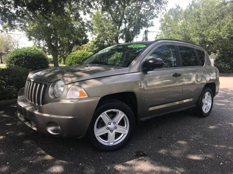 2007 Jeep Compass Sport 4dr SUV - Wilmington NC