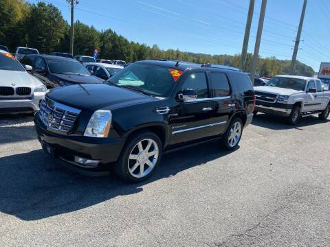 2009 Cadillac Escalade for sale at Billy Ballew Motorsports in Dawsonville GA