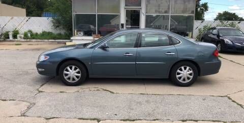 2006 Buick LaCrosse for sale at Velp Avenue Motors LLC in Green Bay WI