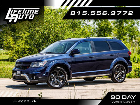 2018 Dodge Journey for sale at Lifetime Auto in Elwood IL