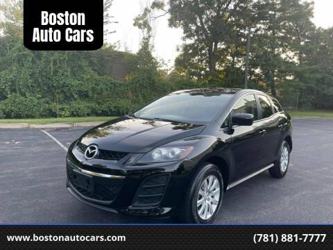 2011 Mazda CX-7 for sale at Boston Auto Cars in Dedham MA