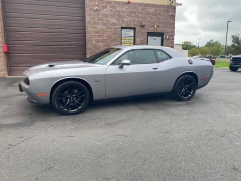 2018 Dodge Challenger for sale at CarNu  Sales in Warminster PA