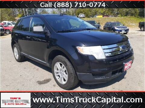 2010 Ford Edge for sale at TTC AUTO OUTLET/TIM'S TRUCK CAPITAL & AUTO SALES INC ANNEX in Epsom NH