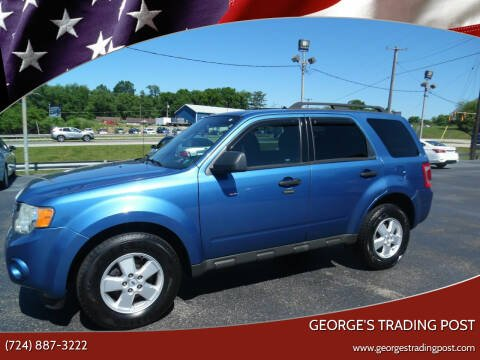 2009 Ford Escape for sale at GEORGE'S TRADING POST in Scottdale PA
