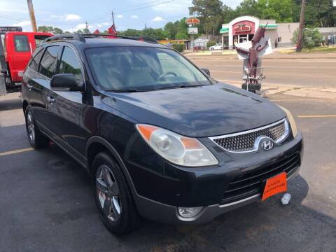 2008 Hyundai Veracruz for sale at 4 Girls Auto Sales in Houston TX