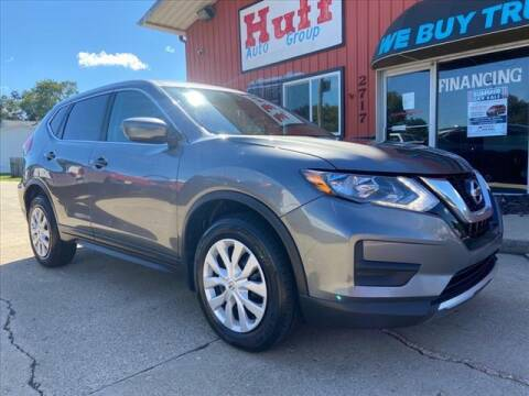 2017 Nissan Rogue for sale at HUFF AUTO GROUP in Jackson MI
