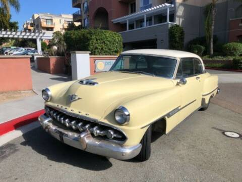 1954 Desoto Firedome for sale at Classic Car Deals in Cadillac MI
