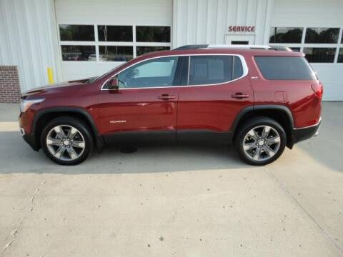 2018 GMC Acadia for sale at Quality Motors Inc in Vermillion SD