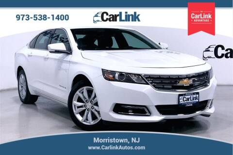 2019 Chevrolet Impala for sale at CarLink in Morristown NJ