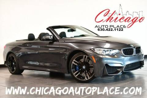 2016 BMW M4 for sale at Chicago Auto Place in Bensenville IL