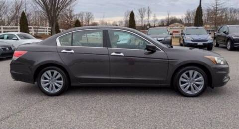 2011 Honda Accord for sale at JacksonvilleMotorMall.com in Jacksonville FL