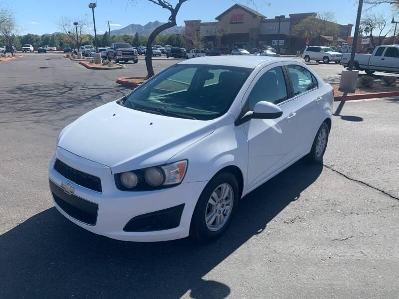 2014 Chevrolet Sonic for sale at San Tan Motors in Queen Creek AZ