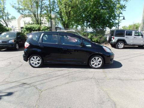 2011 Honda Fit for sale at CAR CORNER RETAIL SALES in Manchester CT