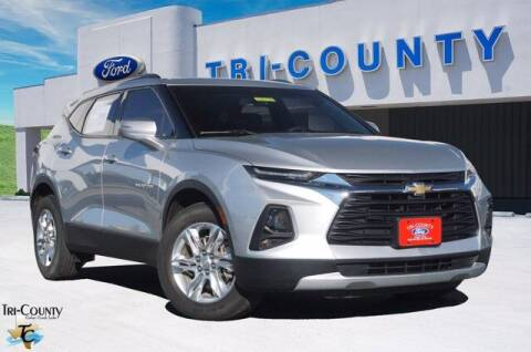 2019 Chevrolet Blazer for sale at TRI-COUNTY FORD in Mabank TX