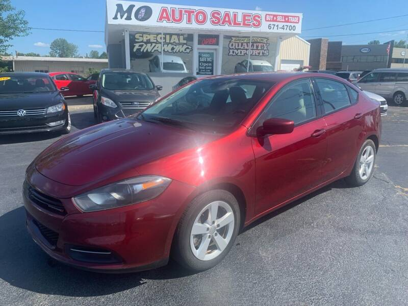 2015 Dodge Dart for sale at Mo Auto Sales in Fairfield OH