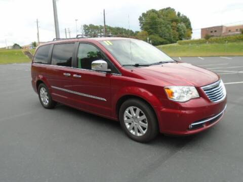 2011 Chrysler Town and Country for sale at Atlanta Auto Max in Norcross GA