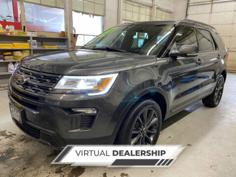 2018 Ford Explorer for sale at LA Auto & RV Sales and Service in Lapeer MI