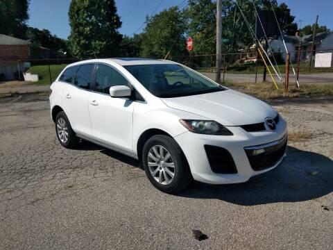 2011 Mazda CX-7 for sale at Eddie's Auto Sales in Jeffersonville IN