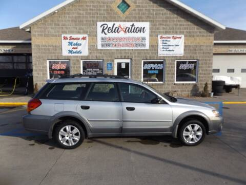 2005 Subaru Outback for sale at Relaxation Automobile Station in Moorhead MN