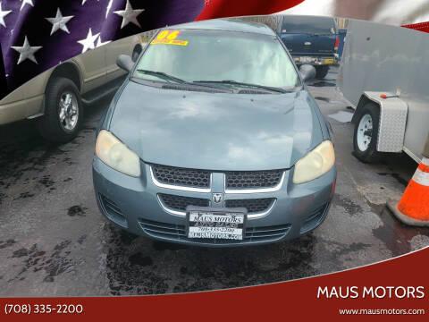 2006 Dodge Stratus for sale at MAUS MOTORS in Hazel Crest IL