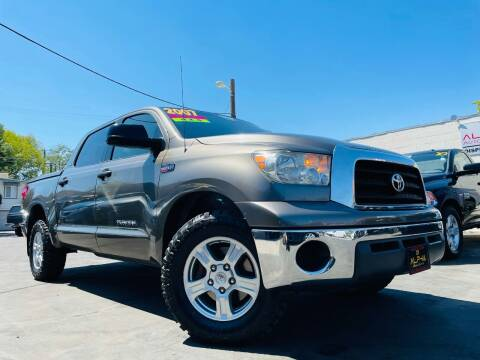 2007 Toyota Tundra for sale at Alpha AutoSports in Roseville CA