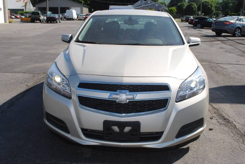 2013 Chevrolet Malibu for sale at Susquehanna Auto in Oneonta NY
