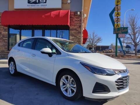 2019 Chevrolet Cruze for sale at 719 Automotive Group in Colorado Springs CO