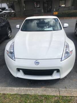 2010 Nissan 370Z for sale at D & D Auto Sales in Valdosta GA