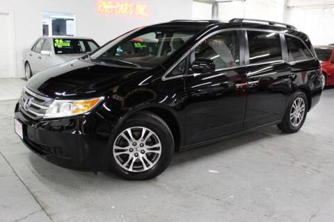 2012 Honda Odyssey for sale at R n B Cars Inc. in Denver CO
