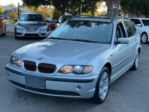 2005 BMW 3 Series for sale at Atlantic Auto Sales in Garner NC
