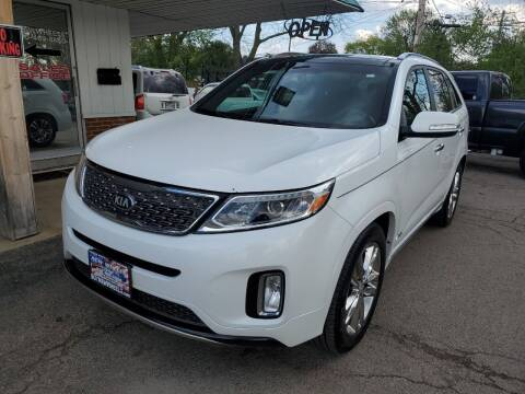 2014 Kia Sorento for sale at New Wheels in Glendale Heights IL
