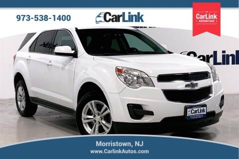 2015 Chevrolet Equinox for sale at CarLink in Morristown NJ
