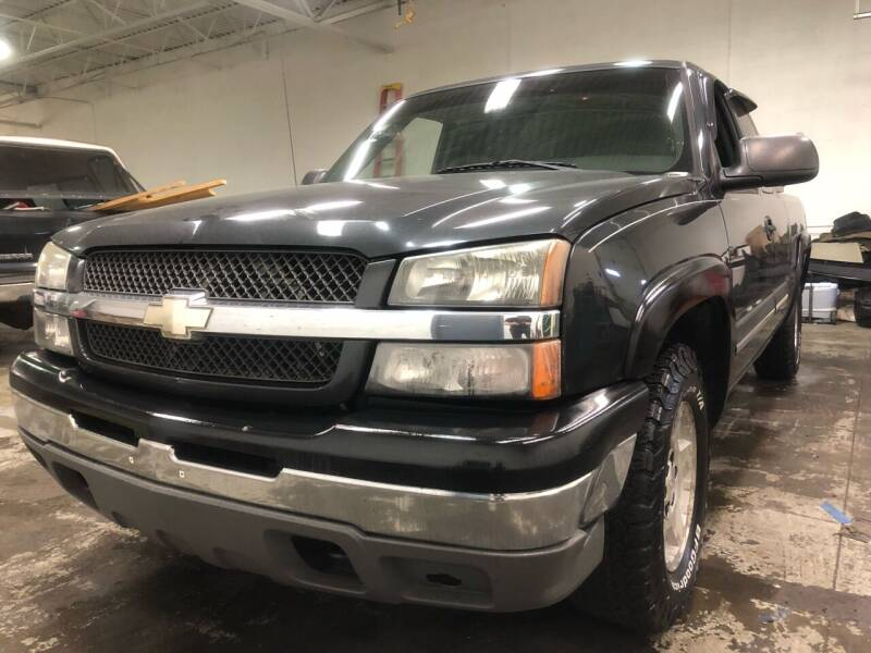2005 Chevrolet Silverado 1500 for sale at Paley Auto Group in Columbus OH
