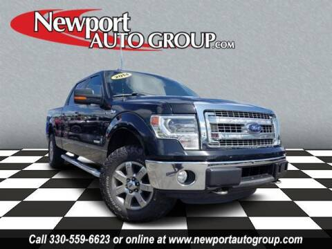 2014 Ford F-150 for sale at Newport Auto Group in Austintown OH
