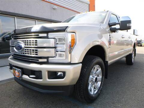 2018 Ford F-250 Super Duty for sale at Torgerson Auto Center in Bismarck ND
