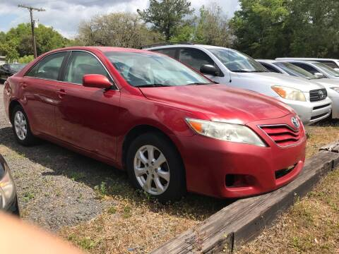 2011 Toyota Camry for sale at Popular Imports Auto Sales in Gainesville FL