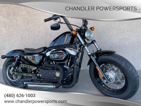 2014 Harley-Davidson Sportster XI 1200 for sale at Chandler Powersports in Chandler AZ