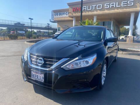 2016 Nissan Altima for sale at RN Auto Sales Inc in Sacramento CA