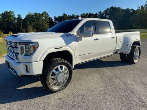 2020 GMC Sierra 3500HD for sale at JCT AUTO in Longview TX