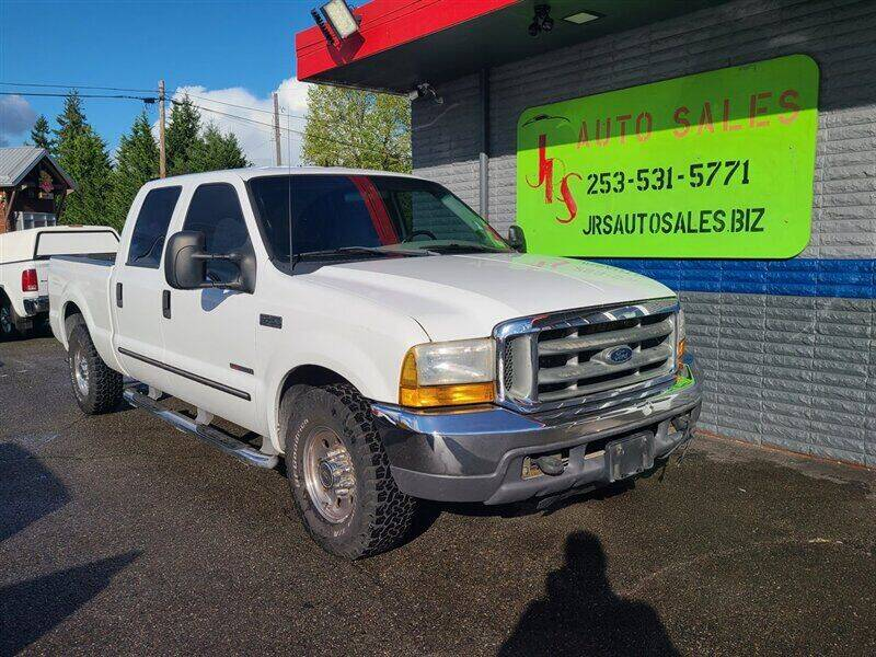 2000 Ford F-250 Super Duty for sale at Vehicle Simple @ JRS Auto Sales in Parkland WA