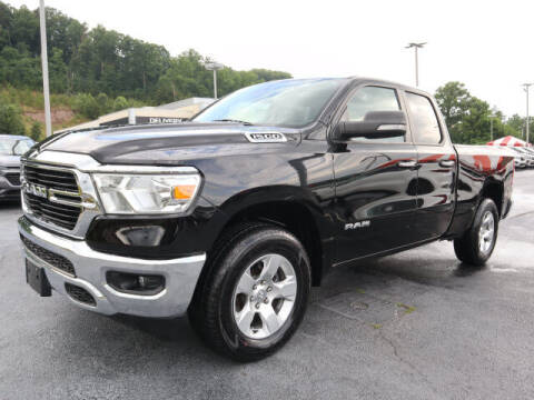 2019 RAM Ram Pickup 1500 for sale at RUSTY WALLACE KIA OF KNOXVILLE in Knoxville TN
