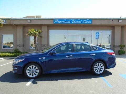 2018 Kia Optima for sale at Family Auto Sales in Victorville CA