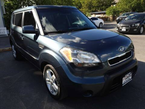 2011 Kia Soul for sale at Auto Solution in San Antonio TX