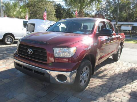 2008 Toyota Tundra for sale at Affordable Auto Motors in Jacksonville FL