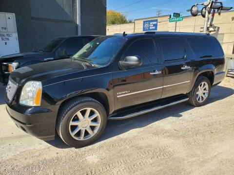 2012 GMC Yukon XL for sale at Affordable Mobility Solutions, LLC - Standard Vehicles in Wichita KS
