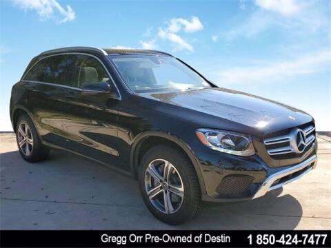 2019 Mercedes-Benz GLC for sale at Gregg Orr Pre-Owned of Destin in Destin FL